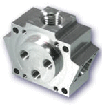 precision machined component from Magnus