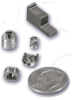 micromachined components